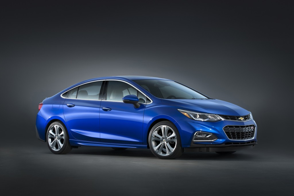 2016 Chevy Cruze Texas