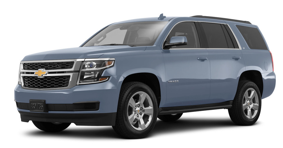 Chevy Tahoe Color Choices - Jay Hodge Chevrolet