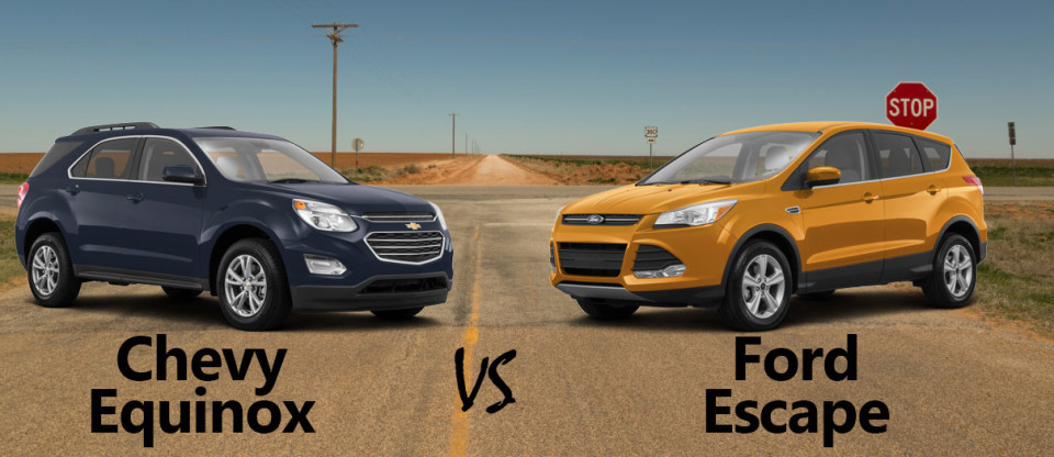 Chevy Equinox Vs Ford Escape Jay Hodge ChevroletJay Hodge Chevrolet - Chevrolet ford