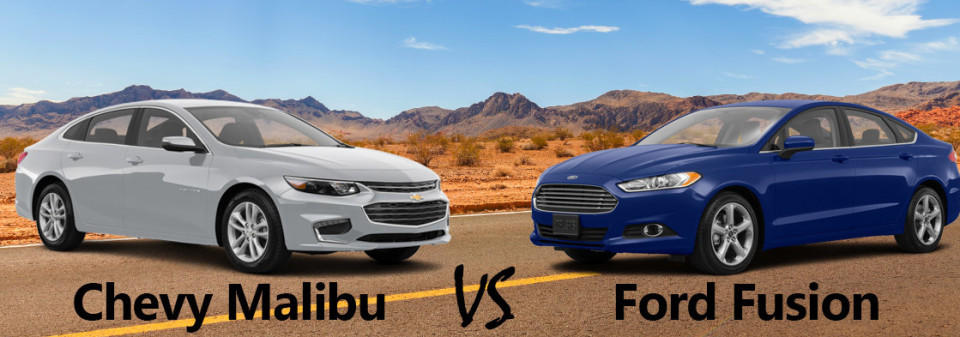 Chevy Malibu Vs Ford Fusion