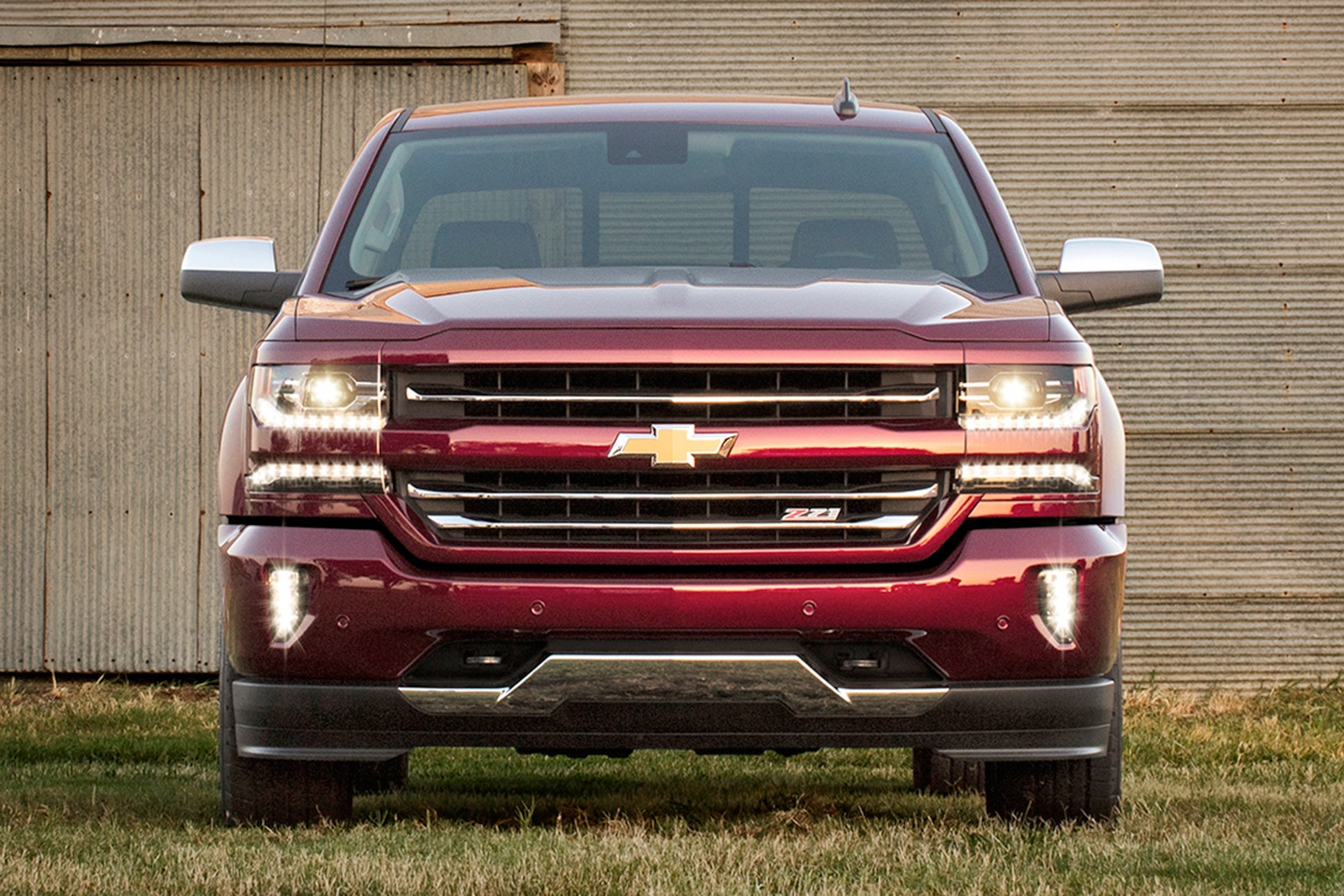 2016 chevy silverado color sulphur springs red jay hodge. Black Bedroom Furniture Sets. Home Design Ideas