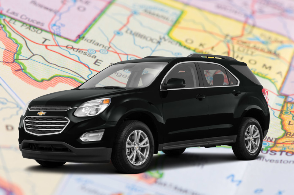 2016 Chevy Equinox Sulphur Springs