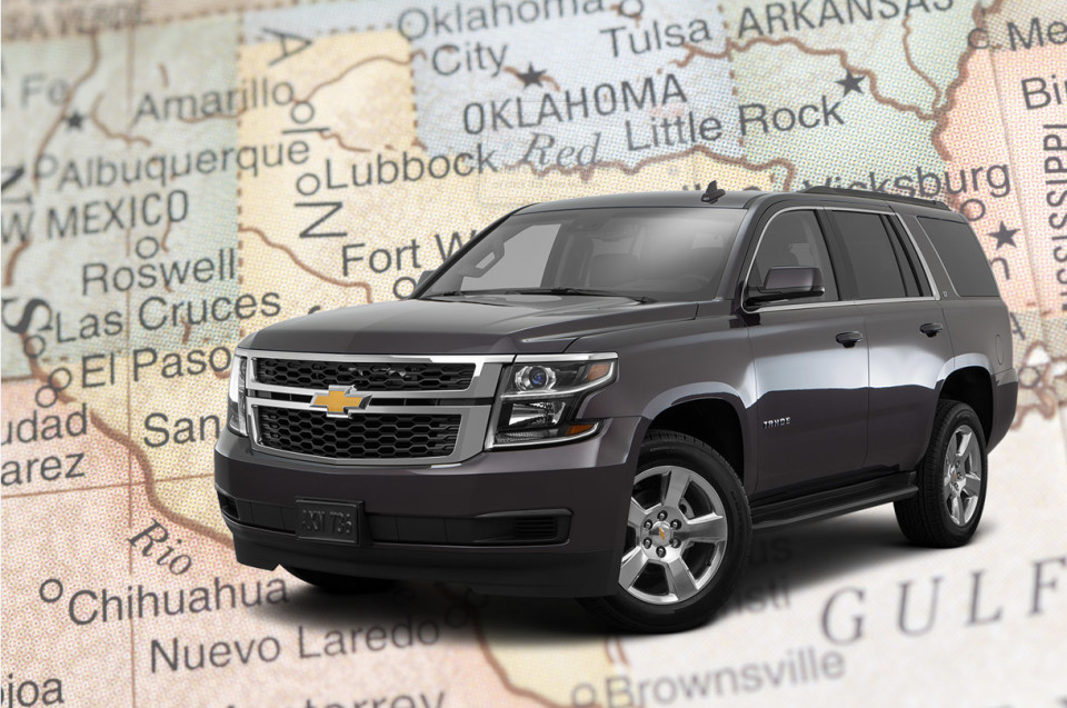 2016 Chevy Tahoe Tank of Gas Sulphur Springs