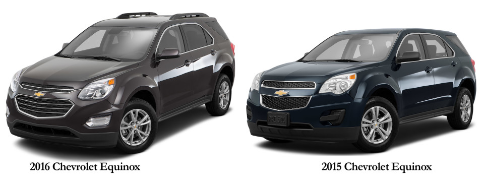 compare the 2015 chevy equinox to the 2016 chevy equinox jay hodge chevrolet. Black Bedroom Furniture Sets. Home Design Ideas