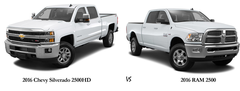 ram hemi 2500 vs silverado 2500 vortec autos post. Black Bedroom Furniture Sets. Home Design Ideas