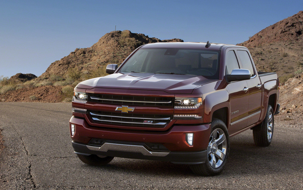 2016 Chevy Silverado 1500 Texas