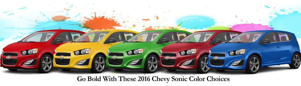 2016 Chevy Sonic Sulphur Springs