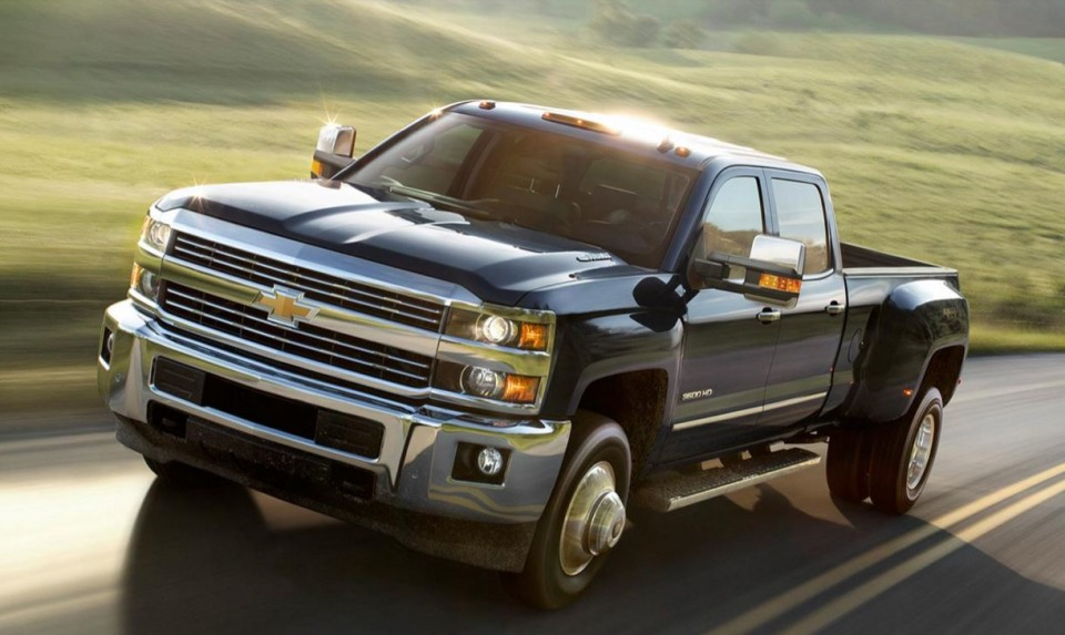differences between the 2016 chevy silverado 1500 2500. Black Bedroom Furniture Sets. Home Design Ideas