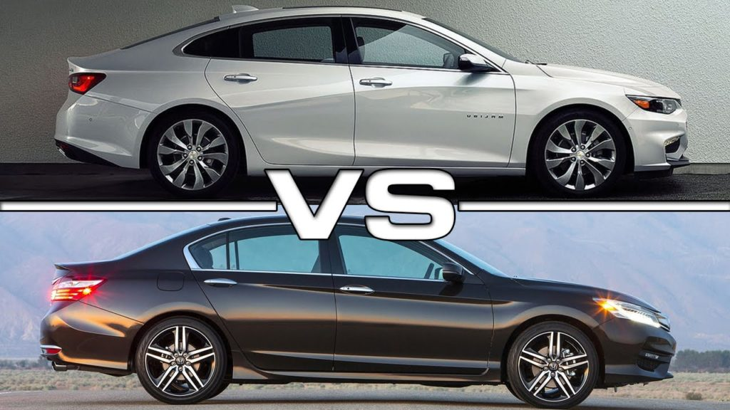 2016 chevy malibu vs 2016 honda accord jay hodge chevrolet