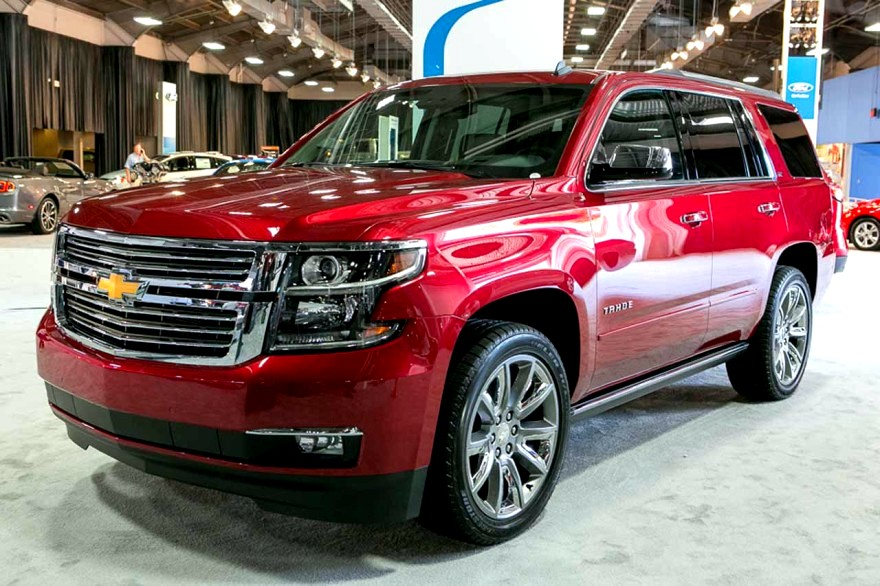 Chevy Tahoe Vs Gmc Yukon >> Why The 2016 Chevy Tahoe Beats The Gmc Yukon Jay Hodge