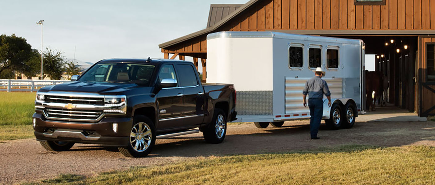 Chevrolet Suburban Towing Capacity >> Trailer Your Horses with These 2016 Chevrolet Trucks - Jay Hodge Chevrolet