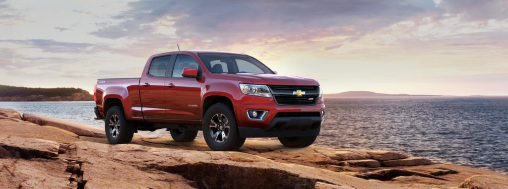 How Much Do Monster Truck Drivers Make >> 2016 Chevy Colorado: A Review - Jay Hodge Chevrolet