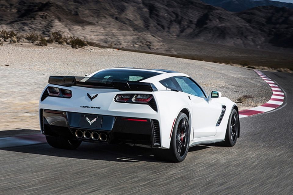 Start Getting Excited about the 2019 Mid-Engine Chevy Corvette