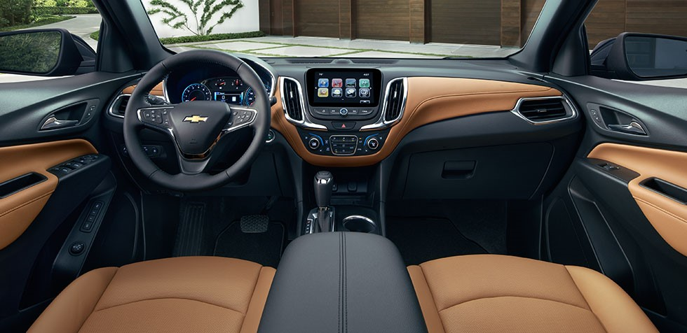 The 2018 Chevrolet Equinox Is All New - Jay Hodge Chevrolet